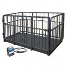 Tierwaage Edelstahl oder Stahl WPT/4i
