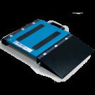 Rampe für WWSB-Plattformen. Größe 400x150x30mm.