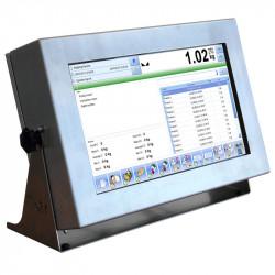 Anzeigegerät HY10, Touchscreen, Datenbank