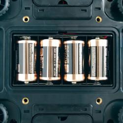 FW500 Batteriefach