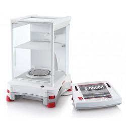 Semi-Micro-Waage EX mit sep. Display