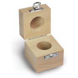 Holzetui für Gewicht PWS