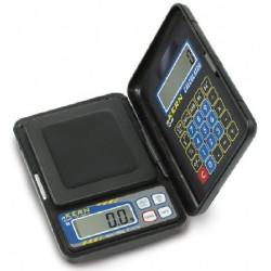 Taschenwaage mit Taschenrechner