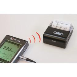 Leeb-Härteprüfgerät HMO mit kabellosem Drucker